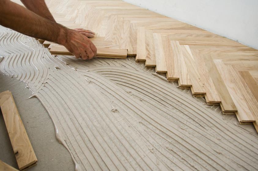 posa pavimenti in legno flottanti