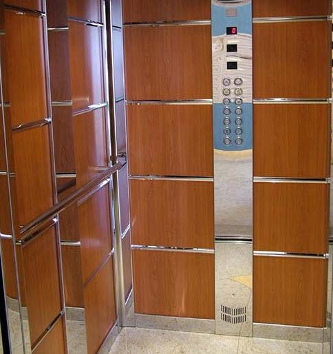 sicurezza e vantaggi di un ascensore moderno