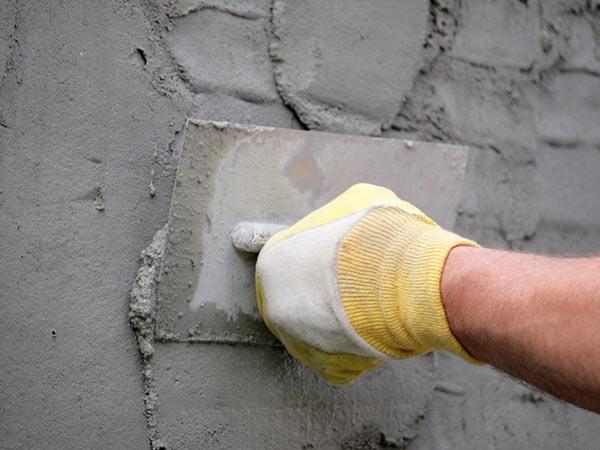 cose da sapere per intonacare i muri