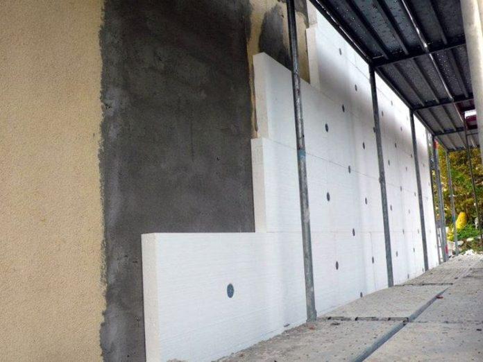 Cappotto termico e il costo al metro quadro casa live - Costo cappotto esterno condominio ...
