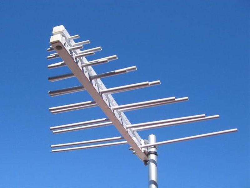 installare un'antenna