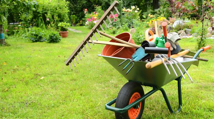 lavori per giardiniere