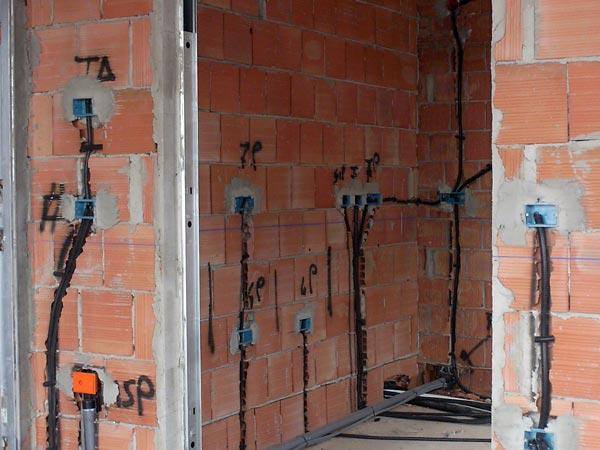 Impianto elettrico in una casa nuova - Casa Live
