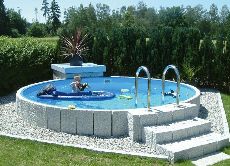 installatore di piscine fuoriterra