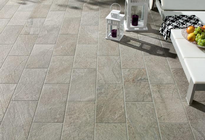 Quanto costa il gres porcellanato effetto pietra per esterni casa live - Pavimenti per esterno offerte ...