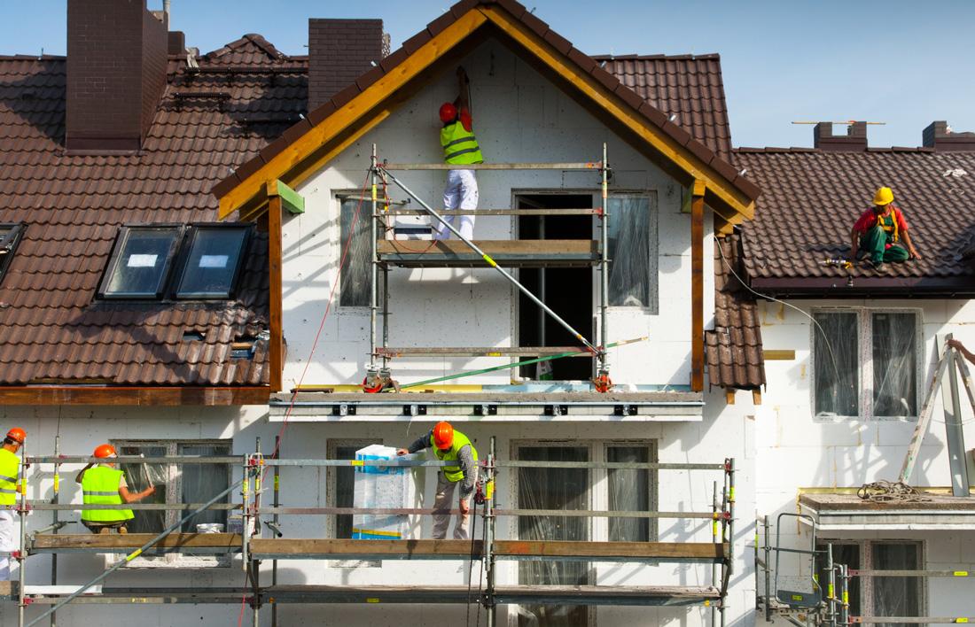 preventivo ristrutturazione facciata