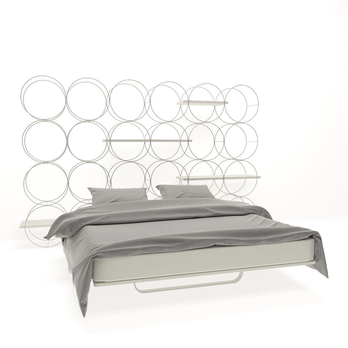 Collezione-Filodiferro-letto-Cerchi-Due