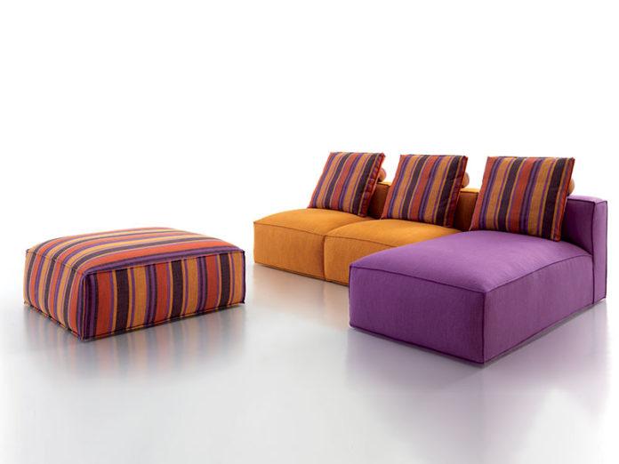 Divano fisso o divano componibile per l 39 arredo del tuo for Divano componibile