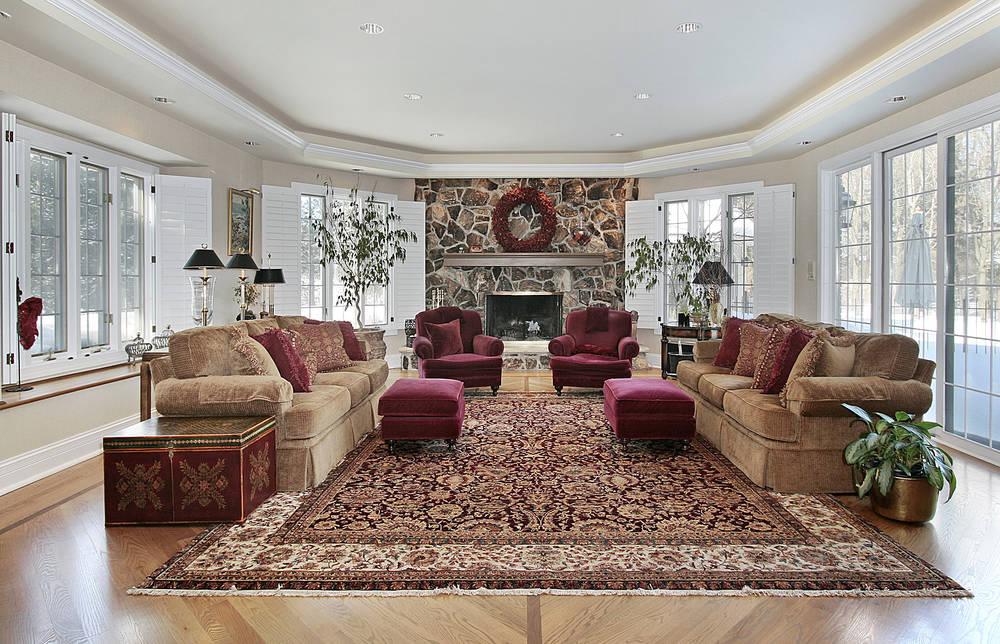 Arredare con i tappeti idee per rinnovare casa casa live for Idee per restaurare casa