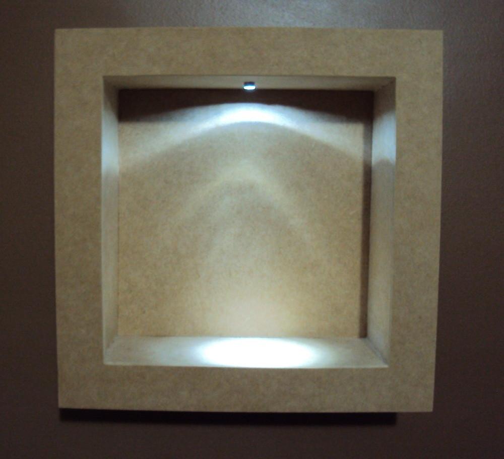 Illuminare un quadro con i led