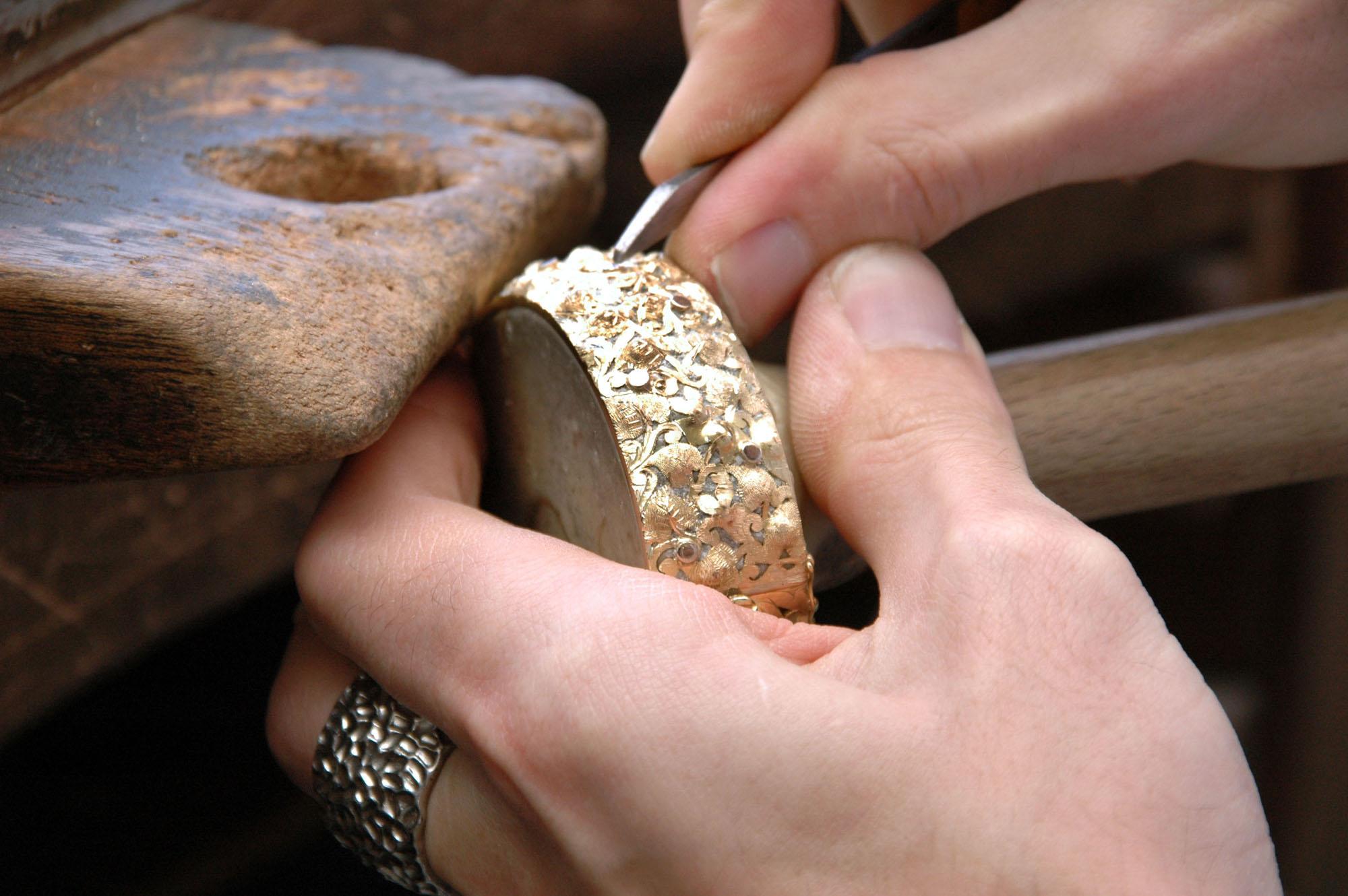 artigiano in gioielli