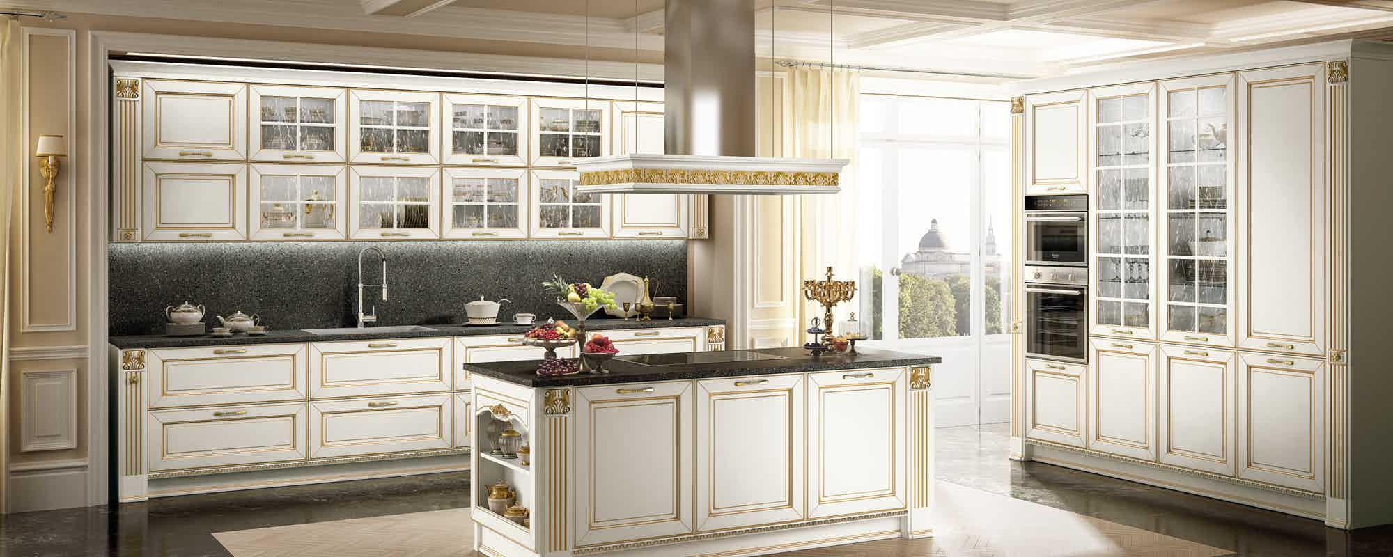 cucine classiche Stosa Cucina