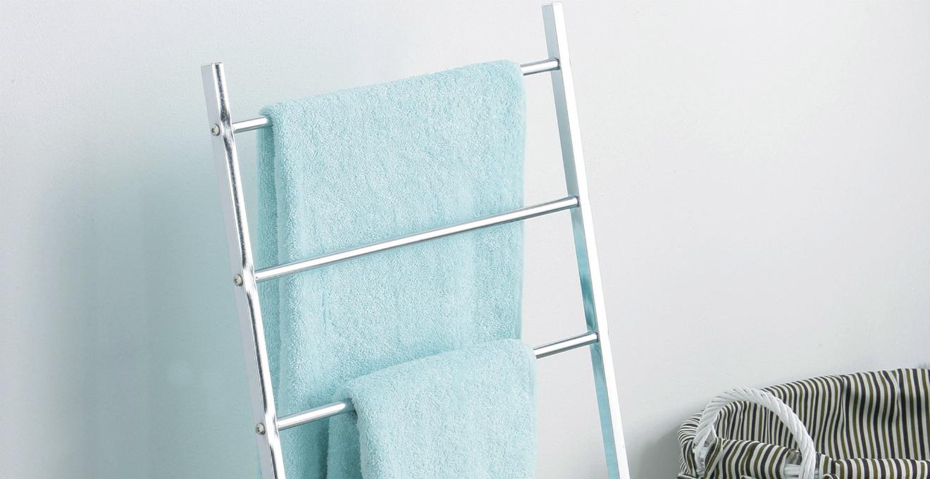 porta-asciugamani a ventosa di Arte Bagno