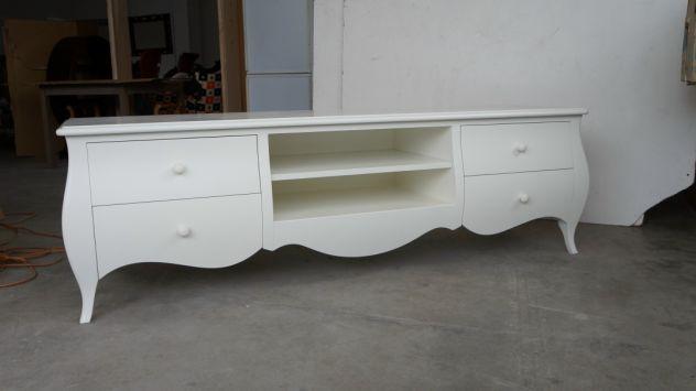 L arredo come un hobby il decoupage su legno casa live - Decoupage su mobili in legno ...