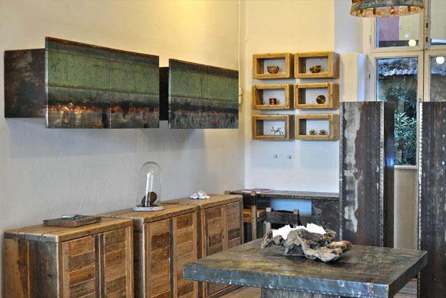 arredare casa con materiali di recupero casa live