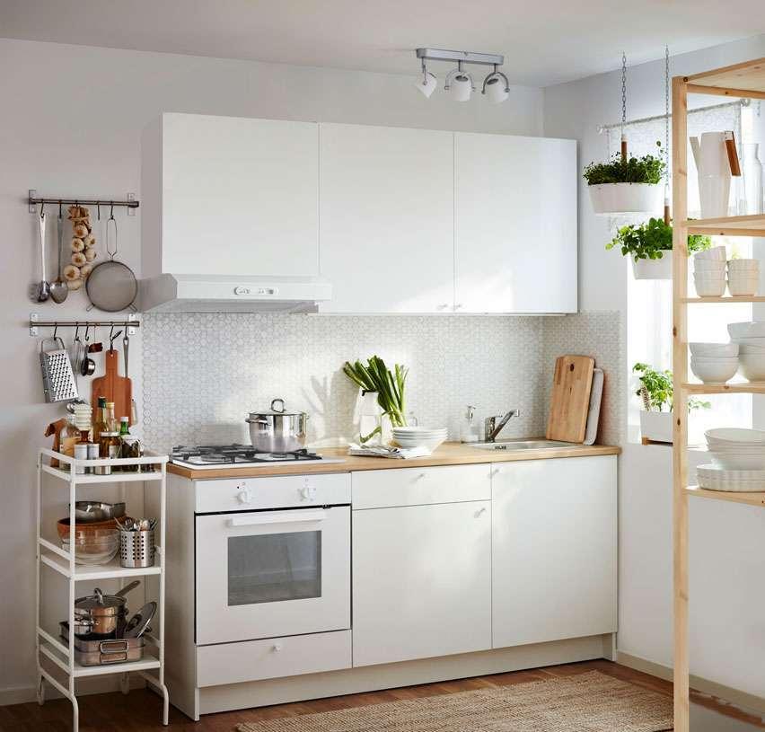 Le cucine del catalogo IKEA 2018 - Casa Live