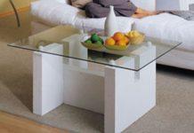 tavolino con gasbeton
