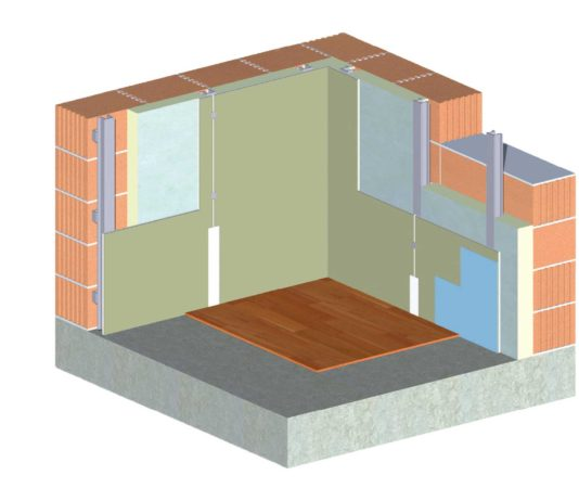 costo isolamento termico pareti interne