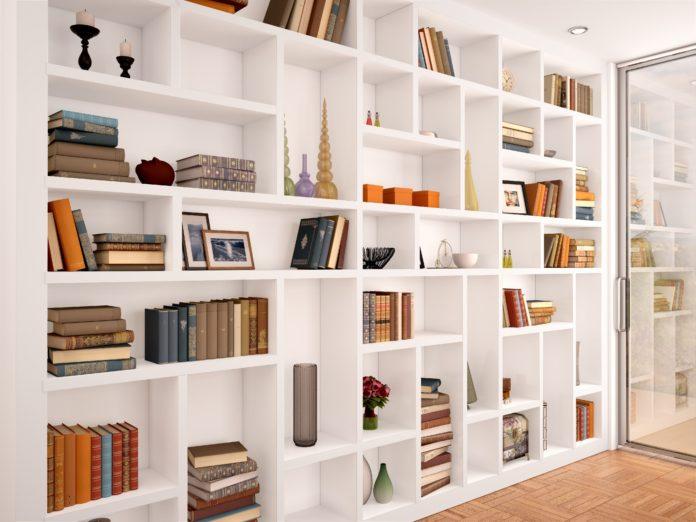 Come costruire una libreria in cartongesso casa live for Arredare una libreria