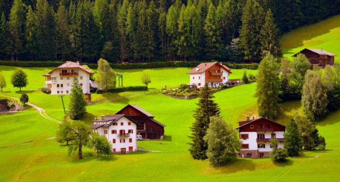 Mercato immobiliare in montagna