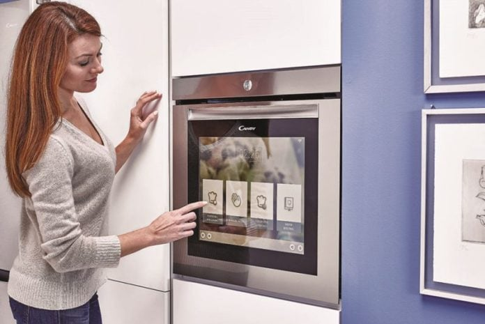 forni touch screen Candy
