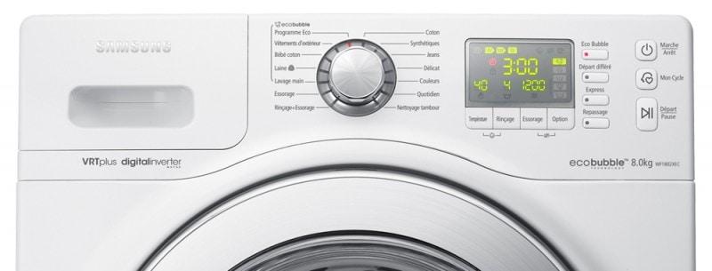 lavatrici samsung WF1802XEC