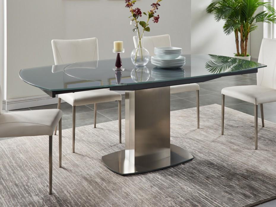 Tavolo da pranzo come scegliere il tavolo giusto casa live for Tavoli da pranzo in cristallo allungabili