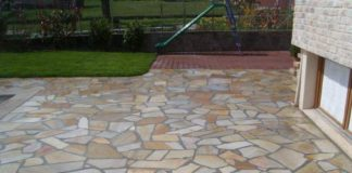 Pavimenti esterni per giardino