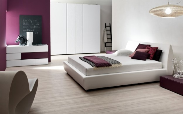 Arredare casa in stile moderno la camera da letto