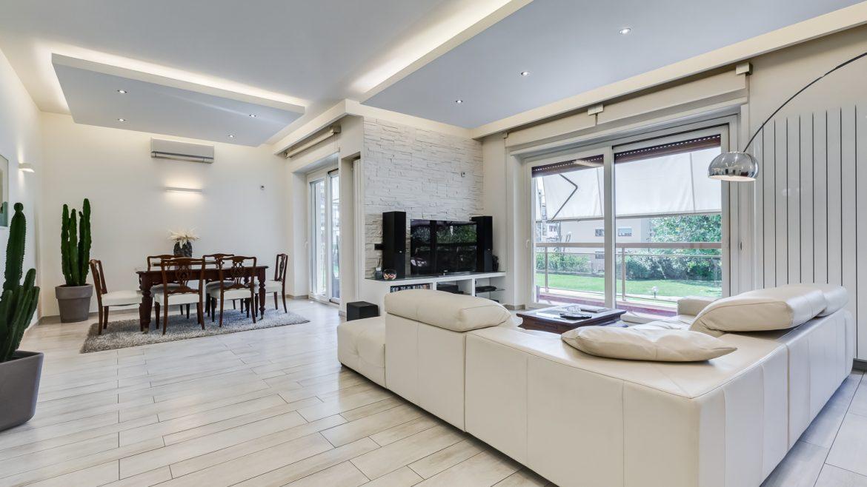 Arredare casa in stile moderno sala da pranzo