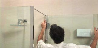 Come montare un box doccia