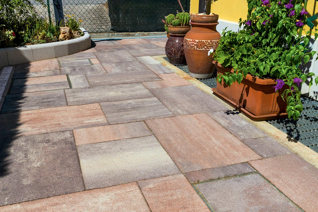 Pavimenti Per Terrazzi Esterni pavimento per il terrazzo: la scelta giusta dei materiali