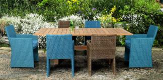 Arredamento da giardino tavoli e sedie