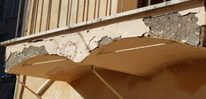 Ripartizione delle spese per il balcone