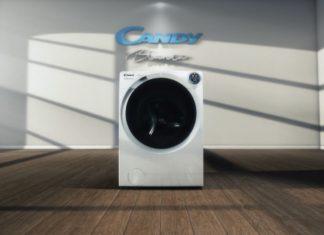 lavatrice candy a comandi vocali