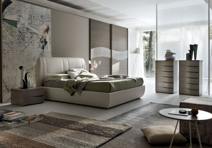 Arredamento delle camere da letto: Colorazioni e tinte ...