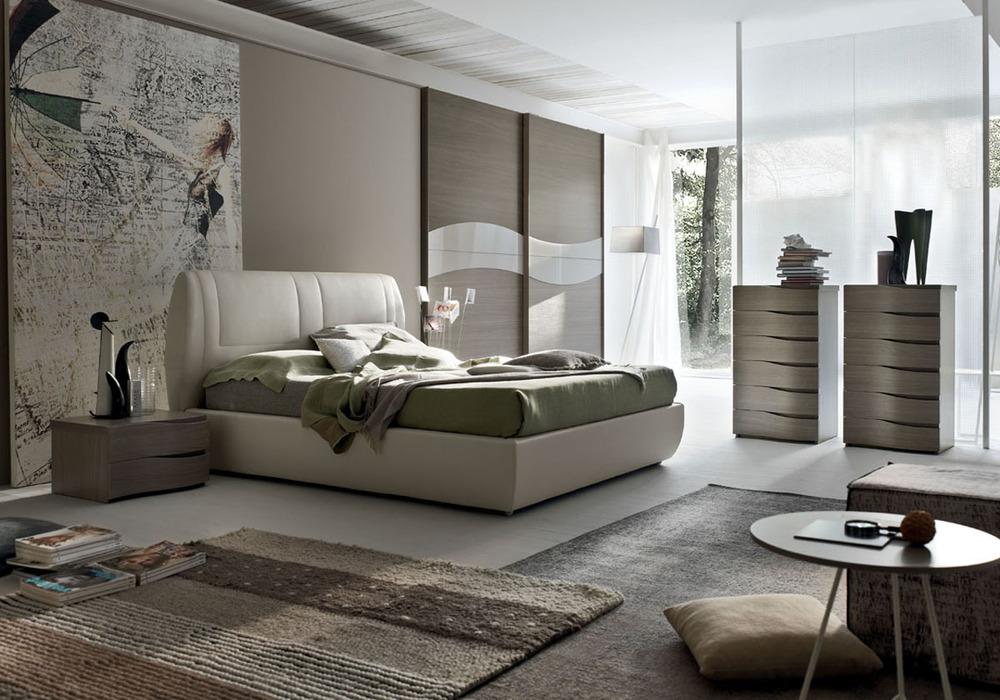 arredamento delle camere da letto colorazioni e tinte