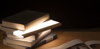 lampada per leggere a letto nightbook
