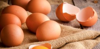 le uova fanno male al cuore