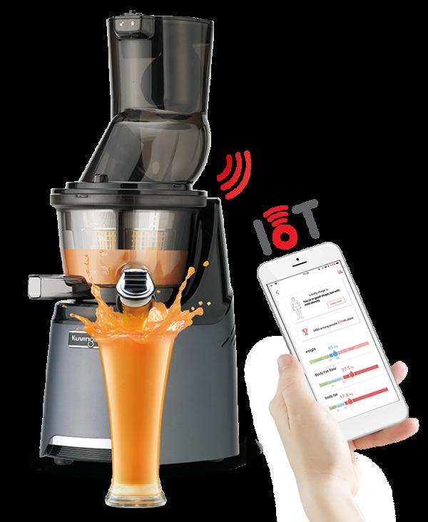 Estrattore di succo Kuvings Whole Juicer Motiv 1