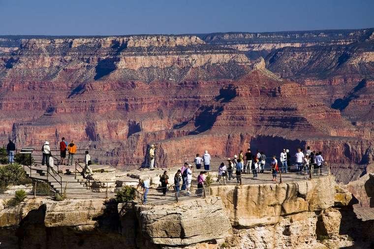 Grand Canyon attività turistiche