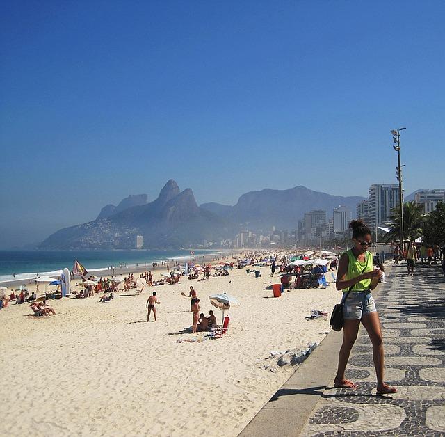 spiagge più belle: Beach, Rio De Janeiro