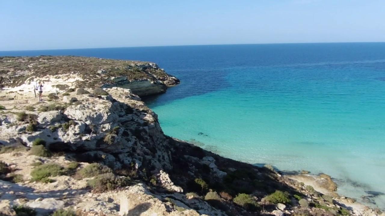 spiagge più belle: La spiaggia dei Conigli, Lampedusa