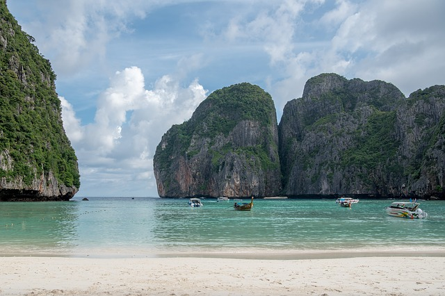 paradiso: Maya Bay, Thailandia