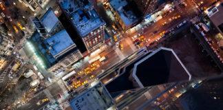 Navid Baraty grattacieli di new york