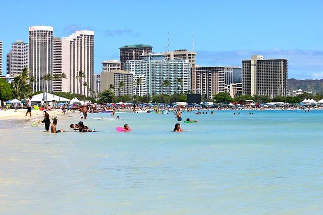 spiagge più belle: Beach, Honolulu