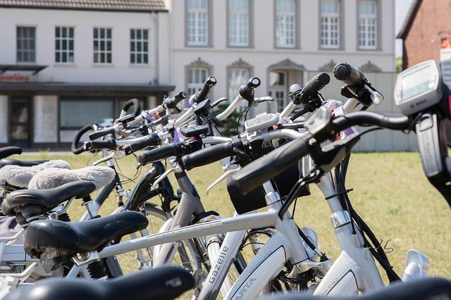 micromobilità bici elettriche