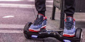 micromobilità hoverboard