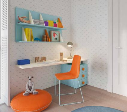 mobili sospesi scrivania a muro