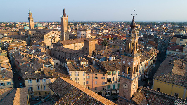 vivere a Parma